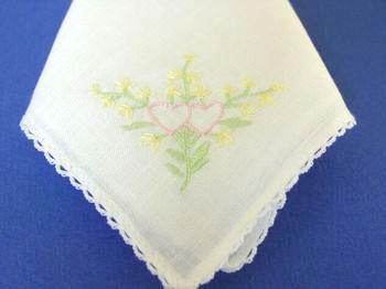 Вышивка схемы для носовых платков
