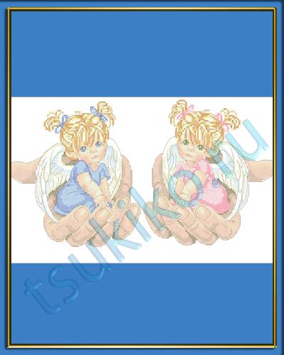 Ангелы — Маленькая Tsukiko