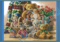 Teddy Bear Gathering